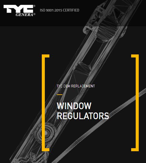 TYC Window Regulator
