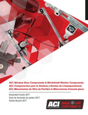ACI Window Regulator