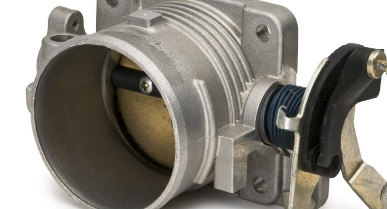 parts of throttle body