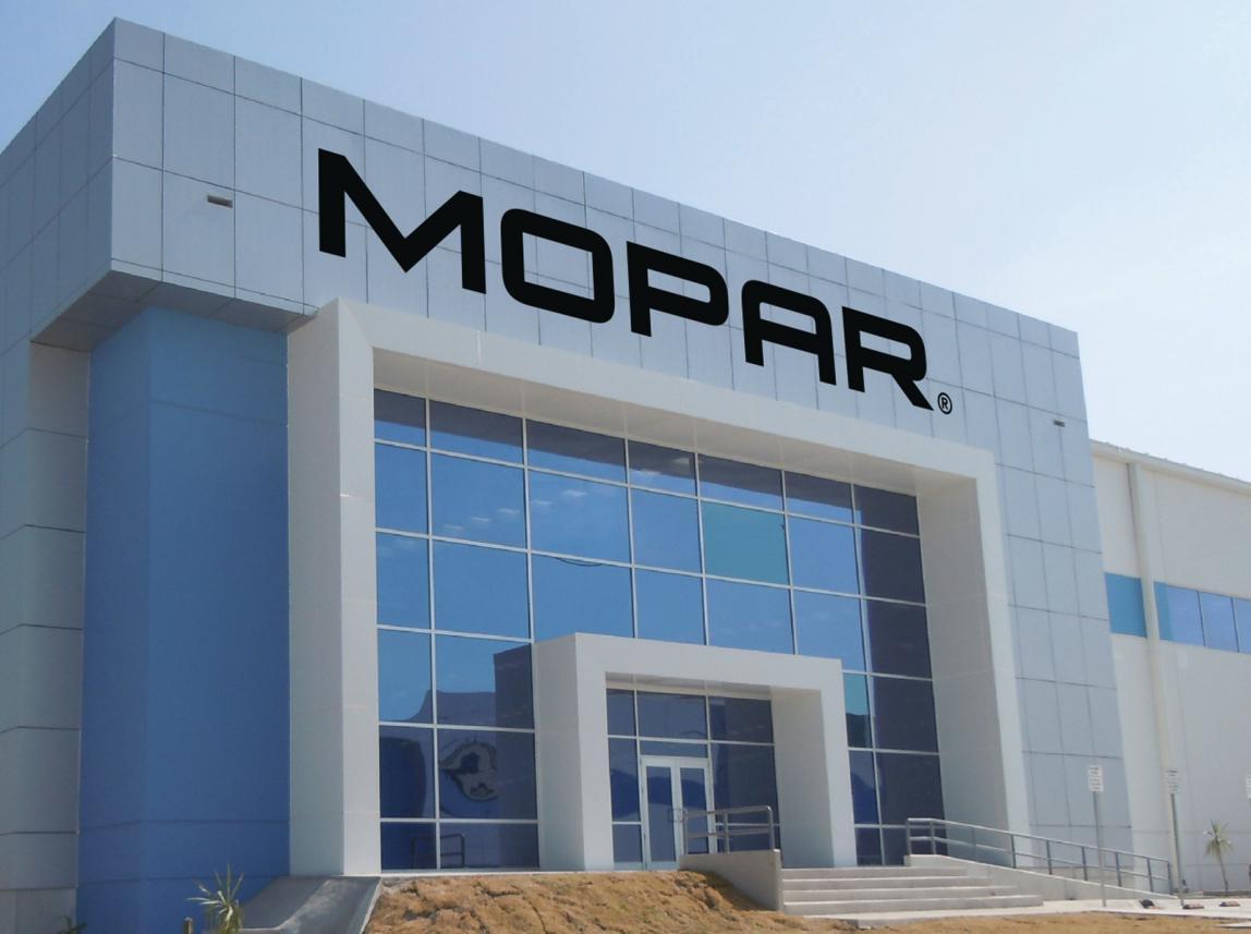 MOPAR Driveshaft