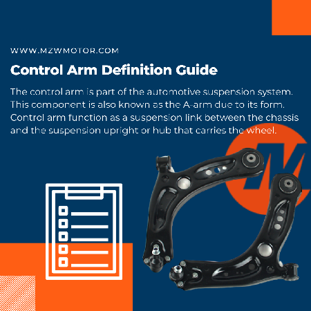 Control Arm Definition Guide of 2021