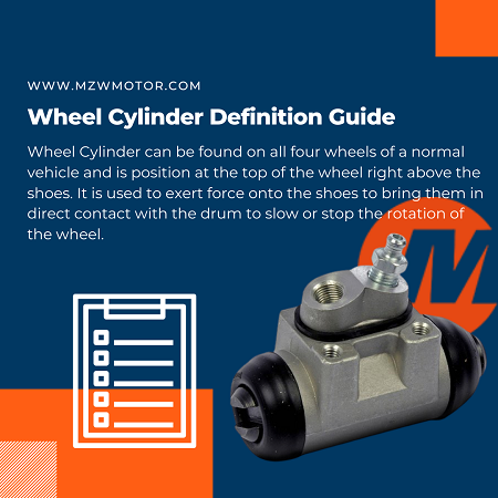 Wheel Cylinder Definition Guide in 2021