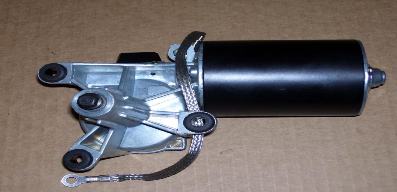 front windshield wiper motor