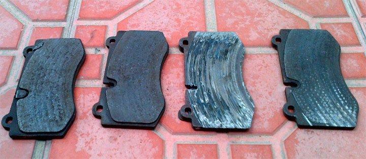 worn-brake-pads