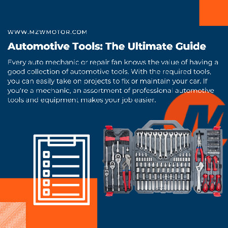 Automotive Tools Guide