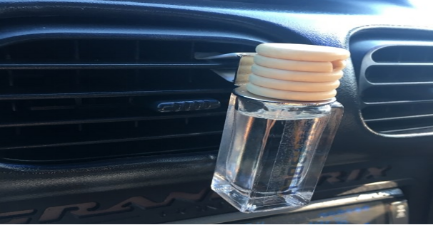 vent car air freshener, oil diffuser type