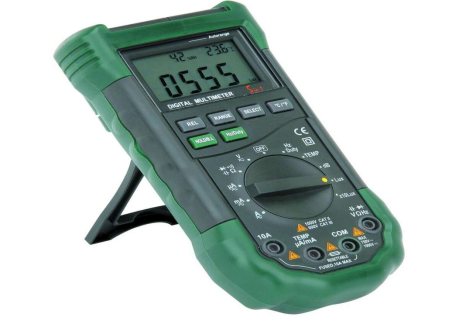 digital multimeter, one of the most useful diagnostic automotive tools