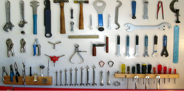 a collection of automotive tools showing the different types