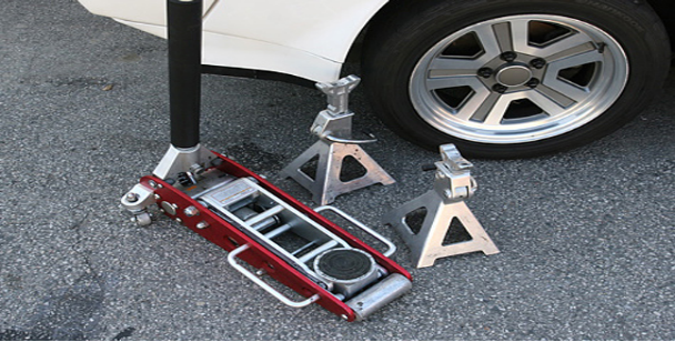 jack and jack stands, essential automotive tools