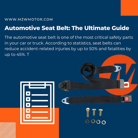 Seat Belt: The Ultimate Guide of 2021