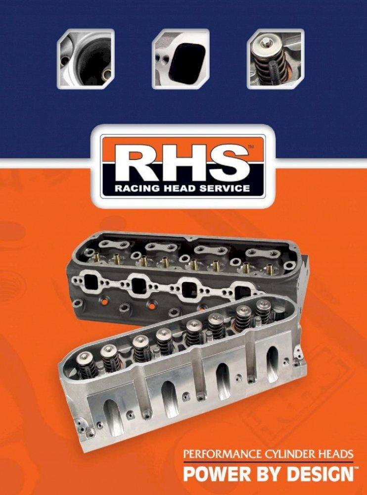 RHS Head Catalog